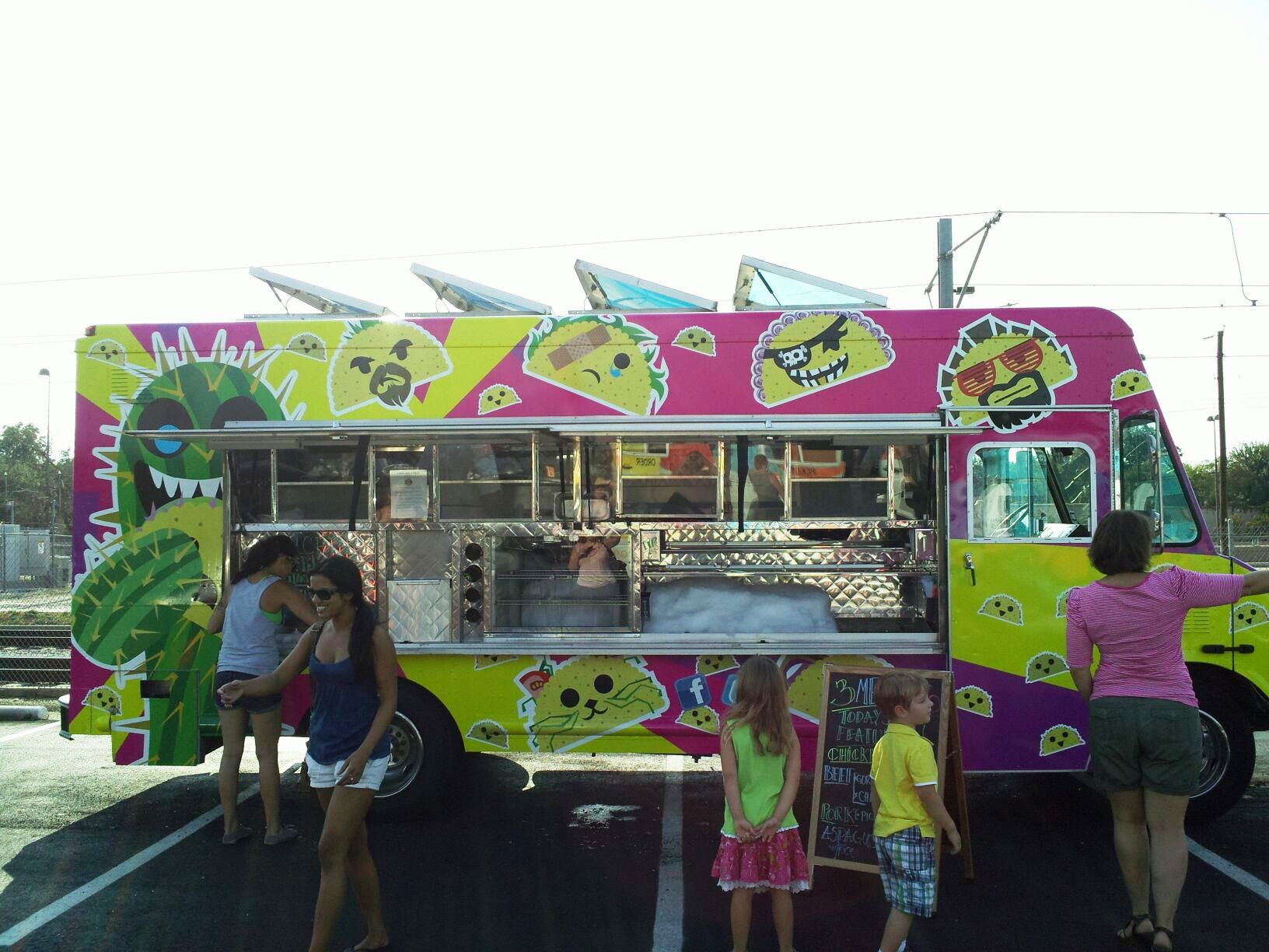 Deli Food Truck For Sale Essex County