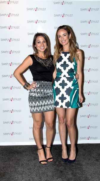 Sarah Boyd & Catt Sadler (l-r) Photo credit: WJNPHOTO