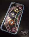 12 days of gifting: crystals on fire savvy girl iphone case