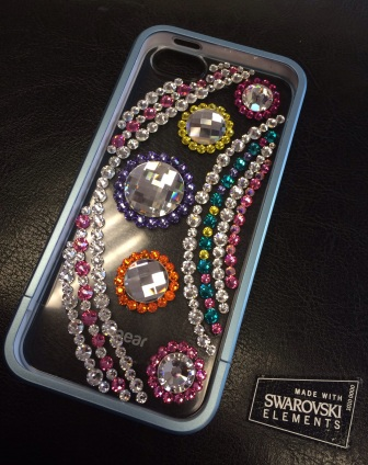 Savvy Girl iPhone 5s Crystallized Case Price Varies