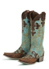 lane boots: the turquoise sole of style