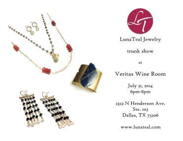 Trunk Show Invite
