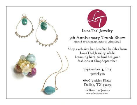 Anniversary Show Invite