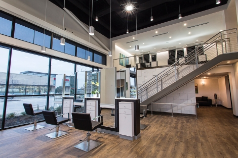 Tangerine salon to host grand opening celebration for new for Above all grand salon