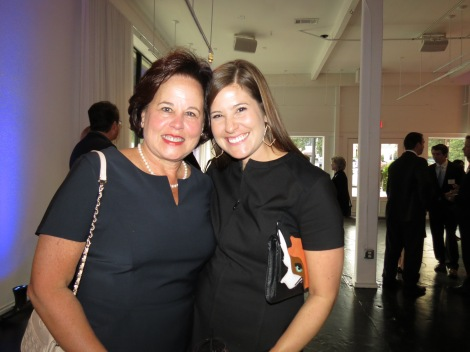 Lisa and Fleming Longorio. Photo by Beborah Brown.
