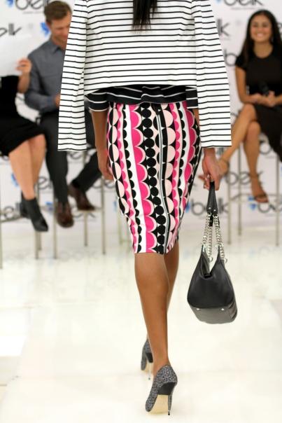 7_Belk Galleria Dallas, Aug. 20_Model Carlotta Lenox, Look 1-Sharp Cuts