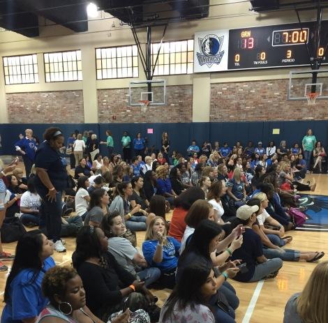 Mavs NBA 101 for Women