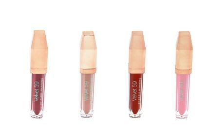 Velvet 59 Liquid Lipsticks - Matte to the Max