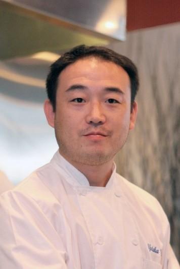 Chef Yutaka Yamato