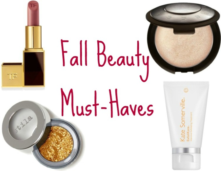 Fall Beauty Must Haves 3