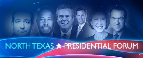 North Texas Presidential Forum