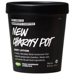 Lush New Charity Pot