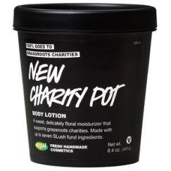 Lush New Charity Pot