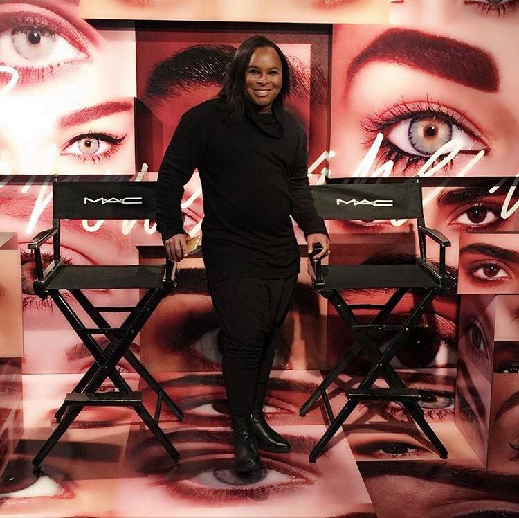 Celebrity Brow Guru Damone Roberts Teams With Mac To Launch Brows