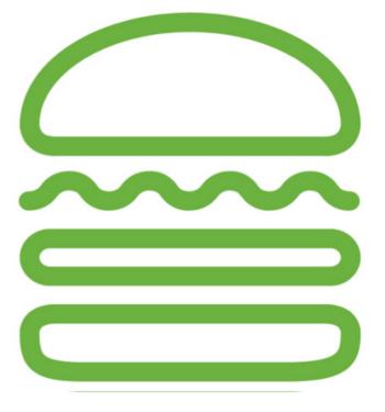 Shake Shack Logo shake shack opens in preston hollow | pop goes the city