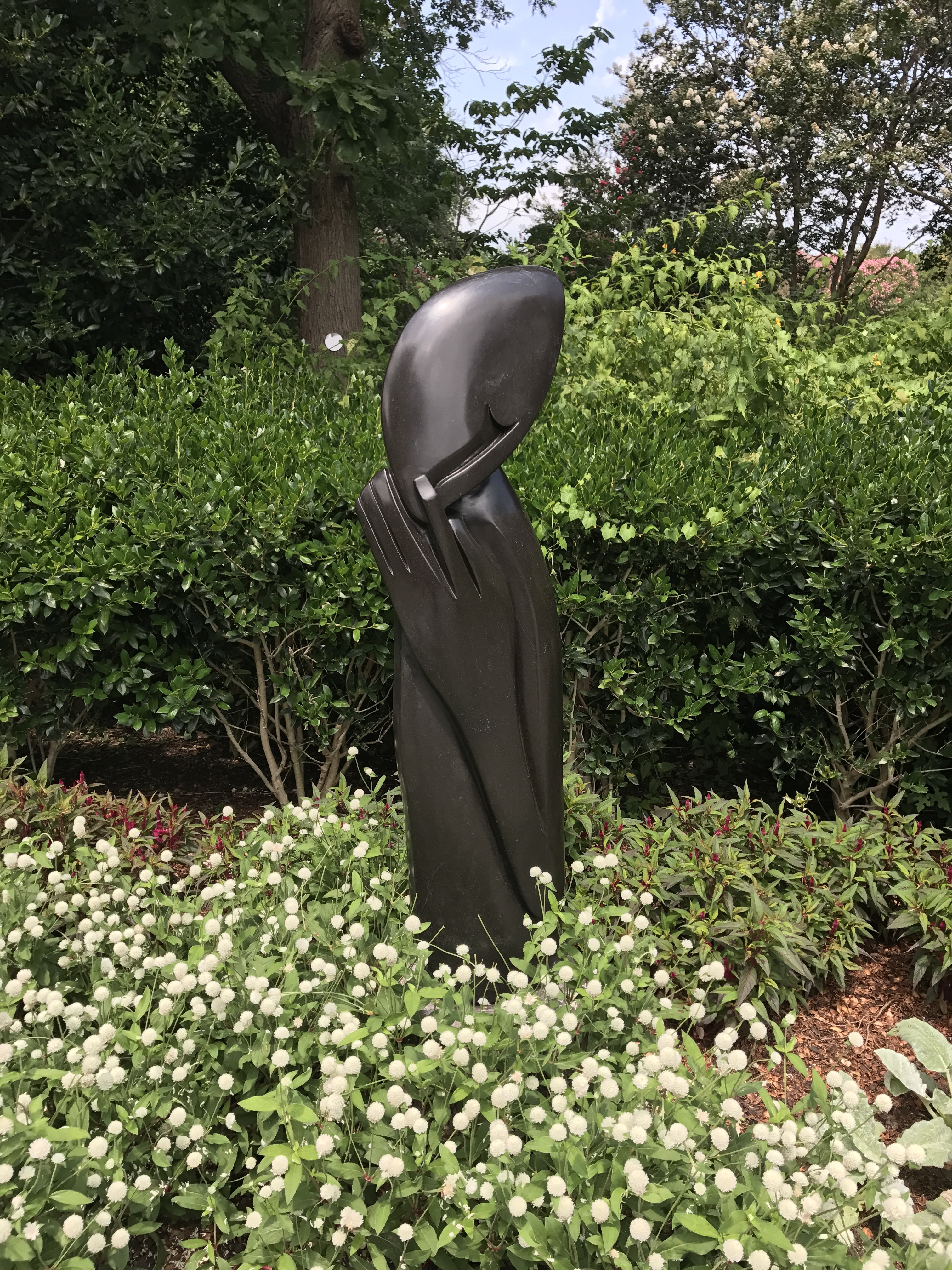 If You Havent Been To See ZimSculpt At The Dallas Arboretum And Botanical Garden Hurry Before Exhibition Ends July 31st